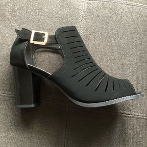 3 inch heeled boots